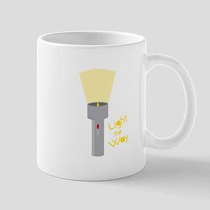 Light The Way Mugs