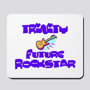Trinity - Future Rock Star Mousepad