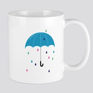 Colorful Rain Mugs