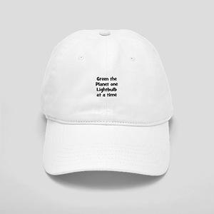 Green the Planet one Lightbul Cap