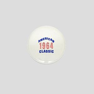 American Classic 1964 Mini Button