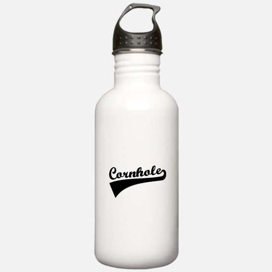 Cornhole Water Bottle