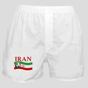 TEAM IRAN WORLD CUP Boxer Shorts