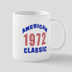 American Classic 1972 Mug