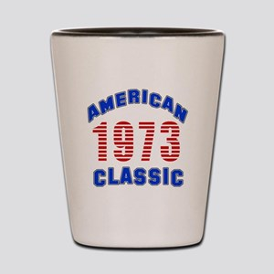 American Classic 1973 Shot Glass