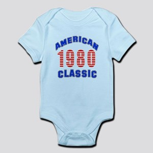 American Classic 1980 Infant Bodysuit