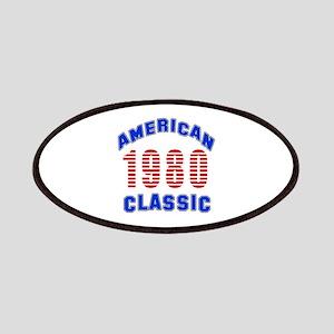 American Classic 1980 Patch