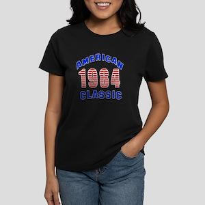 American Classic 1984 Women's Dark T-Shirt