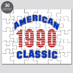 American Classic 1990 Puzzle