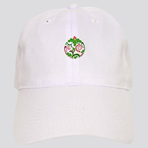 Christmas Ornament Baseball Cap