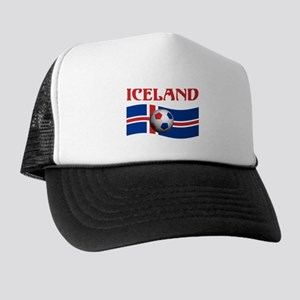 TEAM ICELAND WORLD CUP Trucker Hat