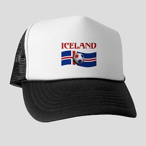TEAM ICELAND WORLD CUP Trucker Hat