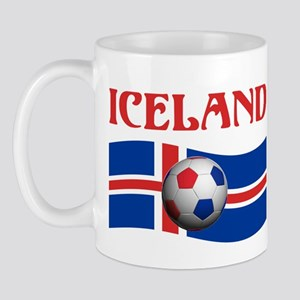 TEAM ICELAND WORLD CUP Mug