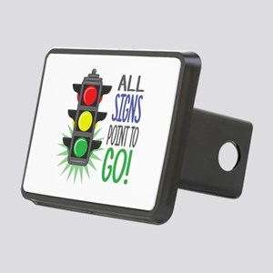 Point To Go Hitch Cover