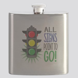 Point To Go Flask