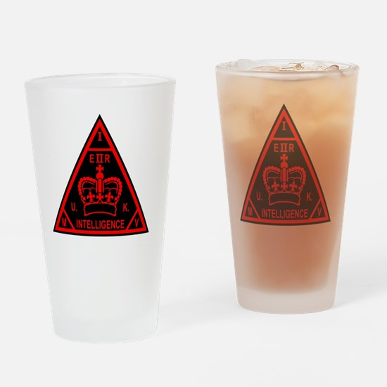 Unique Mi6 Drinking Glass