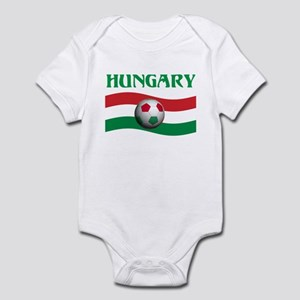 TEAM HUNGARY WORLD CUP Infant Bodysuit