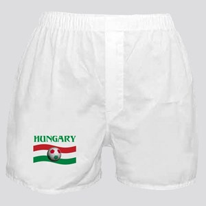 TEAM HUNGARY WORLD CUP Boxer Shorts