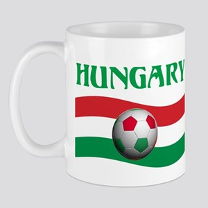 TEAM HUNGARY WORLD CUP Mug