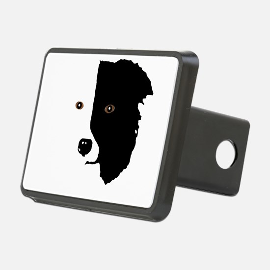 Border Collie Head 1 Hitch Cover