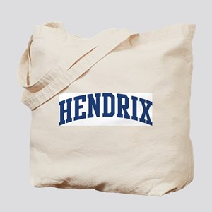 HENDRIX design (blue) Tote Bag