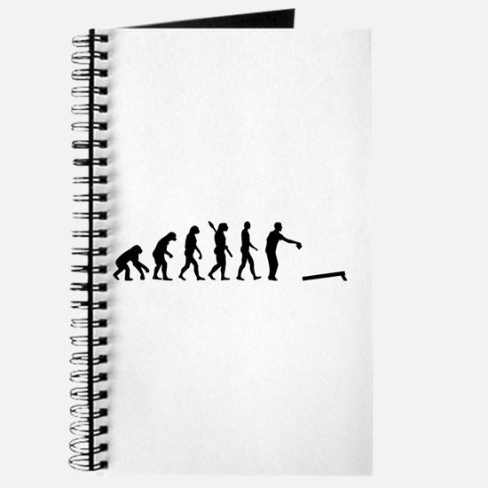 Evolution Cornhole Journal