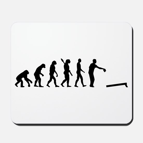 Evolution Cornhole Mousepad
