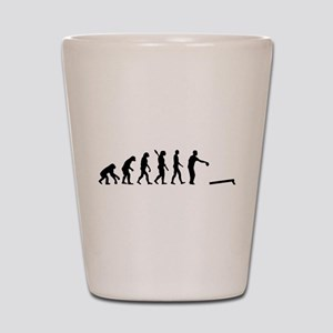 Evolution Cornhole Shot Glass