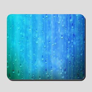 Wet Blue Mousepad