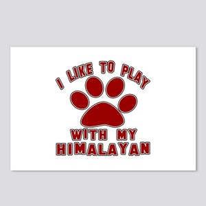 I Like Play With My Himal Postcards (Package of 8)