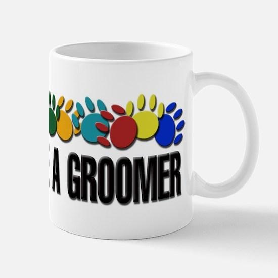 Proud To Be A Groomer Mug