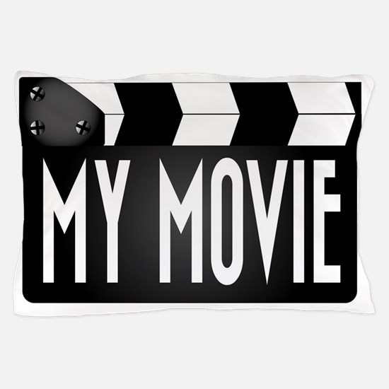 Funny Film Pillow Case