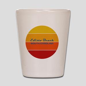 South Carolina - Edisto Beach Shot Glass