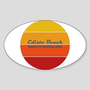 South Carolina - Edisto Beach Sticker
