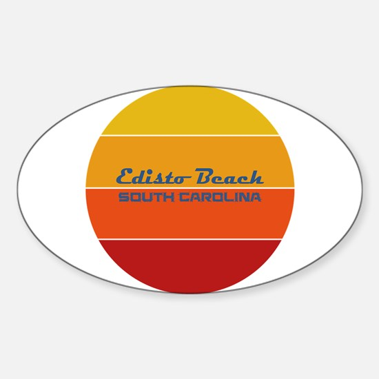 South Carolina - Edisto Beach Decal