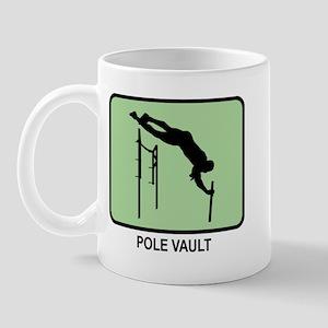 Pole Vault (GREEN) Mug