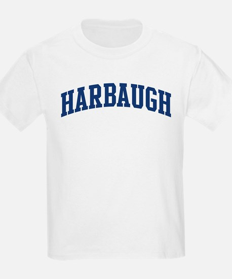 HARBAUGH design (blue) T-Shirt