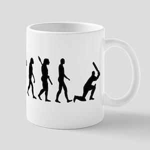 Evolution Cricket Mug