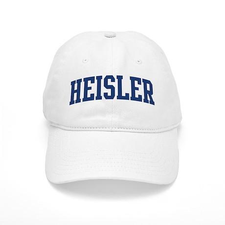 HEISLER design (blue) Cap