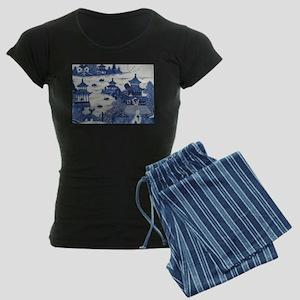PORCELAIN CHINA VINTAGE Pajamas