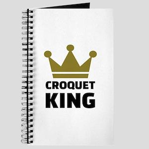 Croquet king champion Journal