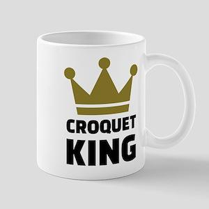 Croquet king champion Mug