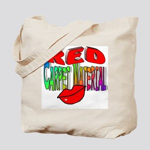 Red Carpet Tote Bag