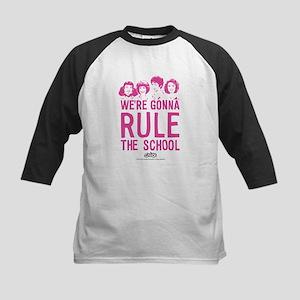 Grease - Rule the School Kids Baseball Jersey