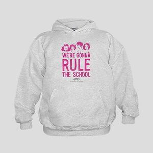 Grease - Rule the School Kids Hoodie