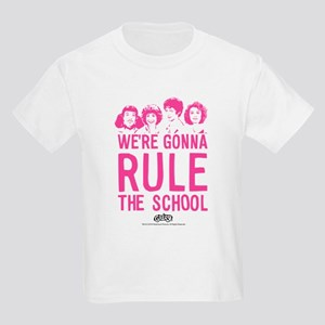 Grease - Rule the School Kids Light T-Shirt
