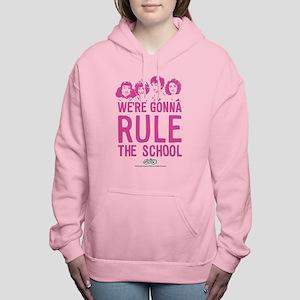 Grease - Rule the School Women's Hooded Sweatshirt
