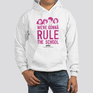 Grease - Rule the School Hooded Sweatshirt