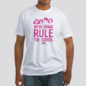 Grease - Rule the School Fitted T-Shirt