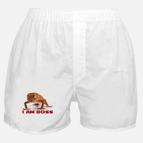 I Am Boss Boxer Shorts